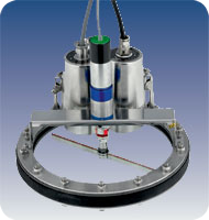 Biogas Sight Glass Port